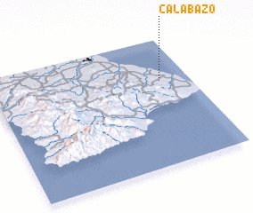 3d view of Calabazo
