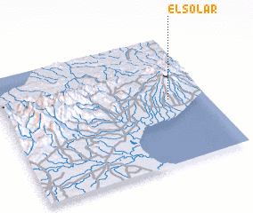 3d view of El Solar