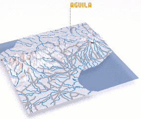 3d view of Aguila