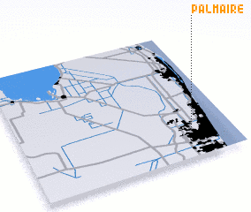 3d view of Palm Aire