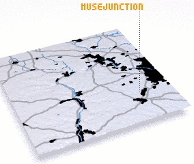 3d view of Muse Junction