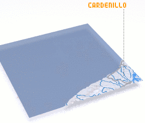 3d view of Cardenillo