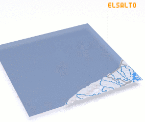 3d view of El Salto
