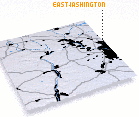 3d view of East Washington