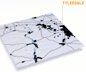 3d view of Tylerdale