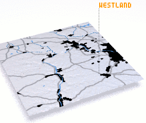 3d view of Westland