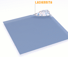 3d view of La Sierrita