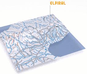 3d view of El Piral