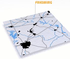 3d view of Friedburg