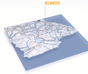 3d view of El Hato