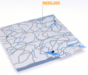 3d view of Morejón