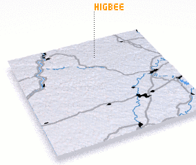 3d view of Higbee
