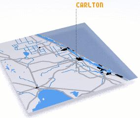 3d view of Carlton