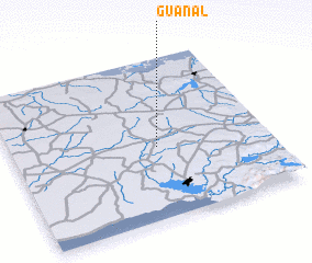 3d view of Guanal