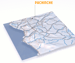 3d view of Pachinche