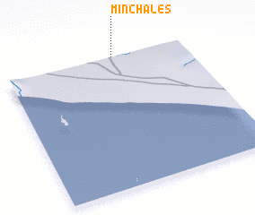 3d view of Minchales