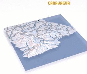 3d view of Canajagua