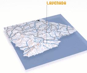 3d view of La Venada