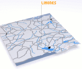 3d view of Limones