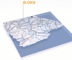 3d view of El Coco