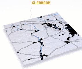 3d view of Glenmoor