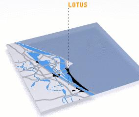 3d view of Lotus