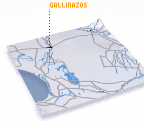 3d view of Gallinazos