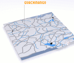 3d view of Guachinango