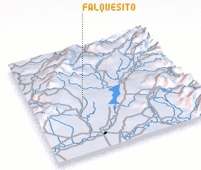 3d view of Falquesito