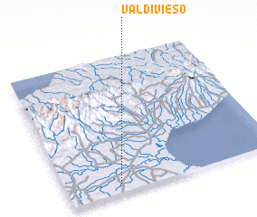 3d view of Valdivieso