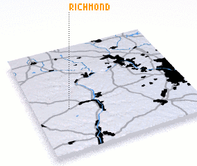 3d view of Richmond