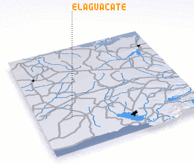 3d view of El Aguacate