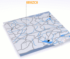 3d view of Orozco