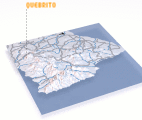 3d view of Quebrito