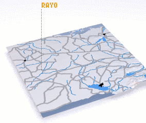 3d view of Rayo