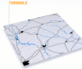 3d view of Yorkdale