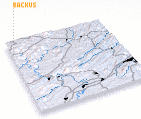 3d view of Backus