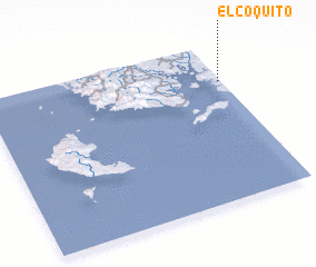 3d view of El Coquito
