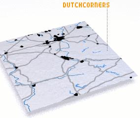 3d view of Dutch Corners
