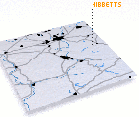 3d view of Hibbetts
