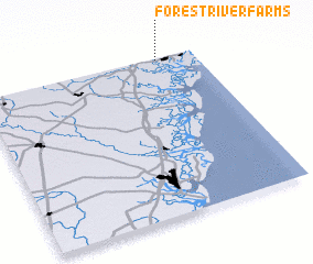 3d view of Forest River Farms