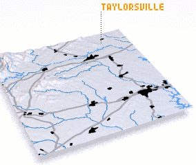 3d view of Taylorsville