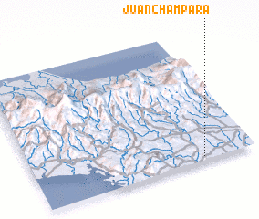 3d view of Juan Chámpara