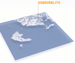 3d view of Guarumalito