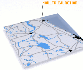3d view of Moultrie Junction