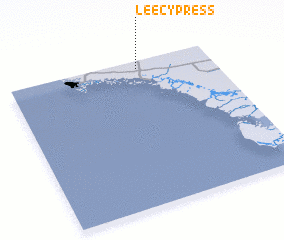 3d view of Lee Cypress