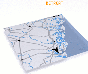 3d view of Retreat