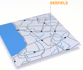 3d view of Denfield