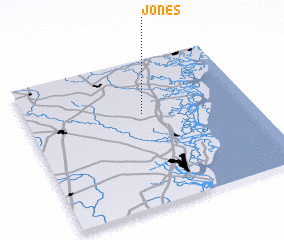 3d view of Jones