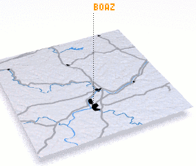 3d view of Boaz